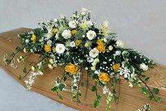 Woodland Coffin Spray