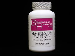 Cardiovascular Research Labs Magnesium Taurate