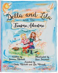 Della and Lila and the Treasure Adventure