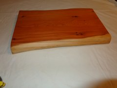 Pacific Yew Wood Cutting Coard