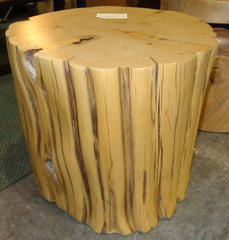 Yellow Cedar End Table custom order