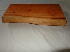 Large Yew Wood Cutting Board
