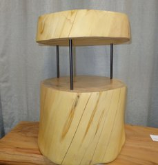 End Table floating top