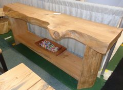Maple Console Table Sold