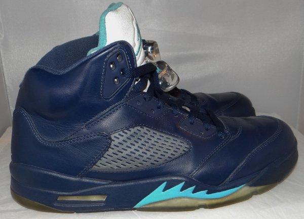 Air Jordan 5 Midnight Navy Size 10.5 #2953