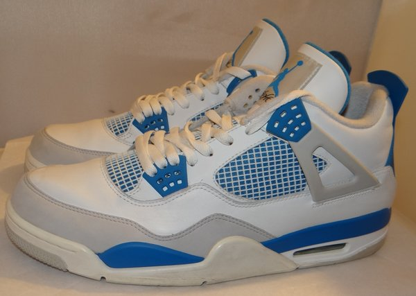 2012 Military Blue Size 13 #3871
