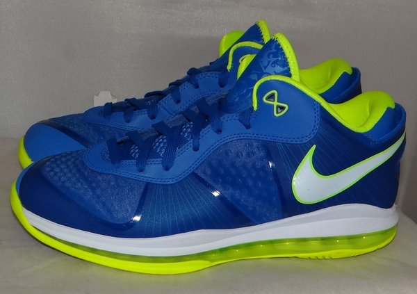 New (Tried On) Lebron 8 Sprite Size 11 456849 401 #4585