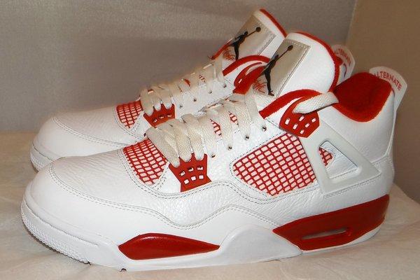 Air Jordan 4 Alternate Size 11.5 #4040