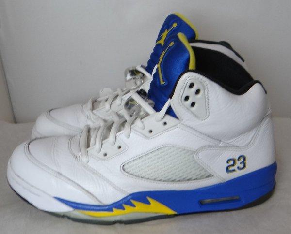 Air Jordan 5 Laney Size 10 #4321 136027 189
