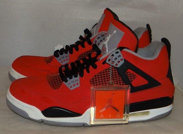 Air Jordan 4 Toro Size 8.5 308497 603 #4278