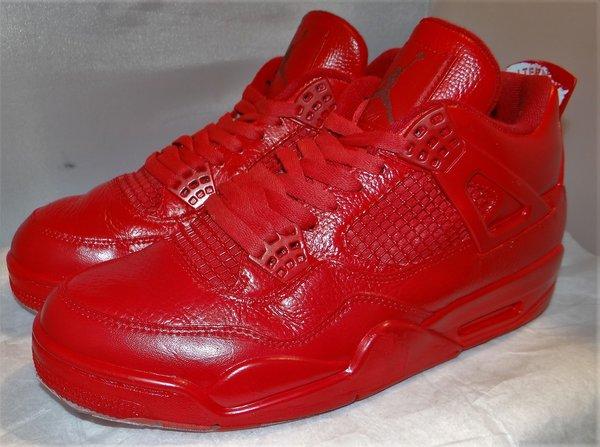 Custom Air Jordan 4 Size 10.5 #3968