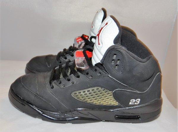 Custom 2006 Air Jordan 5 Metallic Size 5 #2818
