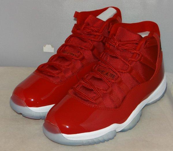 New Air Jordan 11 Win Like 96 Size 9 #4648 378037 623