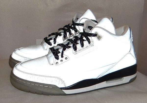 Air Jordan 3 3m Size 12 631603 003 #4299