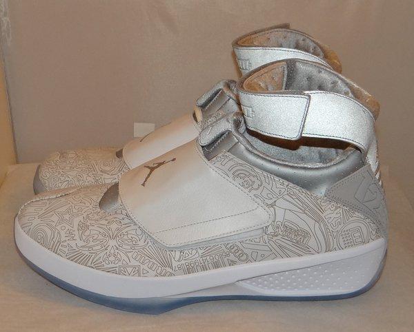 New Air Jordan 20 Laser Size 13 #4245