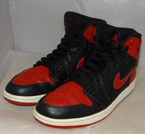 Air Jordan 1 Bulls DMP Pack Size 10 #4415 371381 991