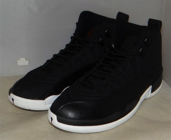 Air Jordan 12 Nylon Size 10 130690 004 #4626