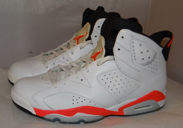 Air Jordan 6 Infrared Size 12 #3854