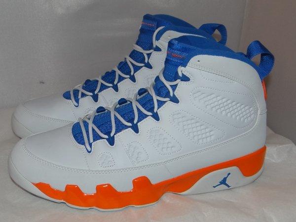 Air Jordan 9 Fontay Montana Size 10.5 #3912
