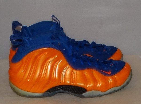 Knick Foamposites Size 8.5 314996 801 #4574