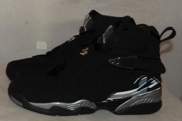 Air Jordan 8 Chrome Size 5 305381 001 #4307
