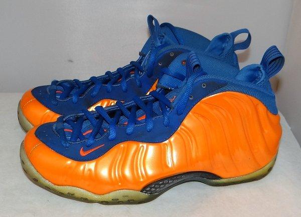 Knicks Foamposites Size 9 #3773