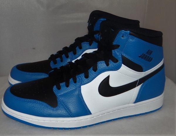 New Air Jordan 1 High Soar Blue Size 13 #4060