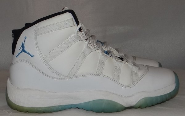Air Jordan 11 Legend Blue Size 6 #3039
