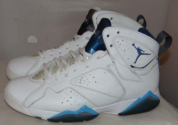 Air Jordan 7 French Blue Size 8.5 #4318 304775 107