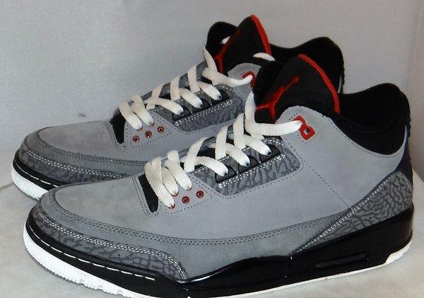 Air Jordan 3 Stealth Size 11.5 #3851
