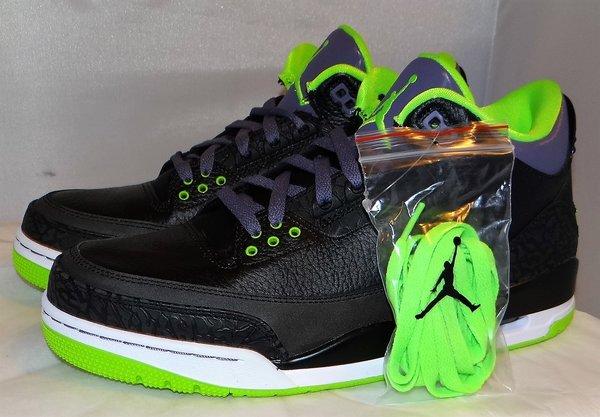 New Air Jordan 3 Joker Size 9.5 #3700