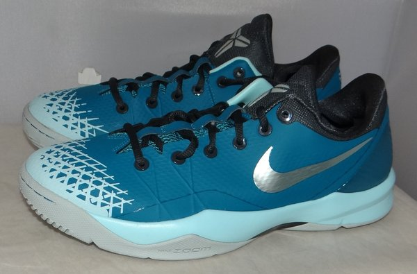 New Kobe Venomenon 4 green abyss 635578 301 Size 10.5 #4539