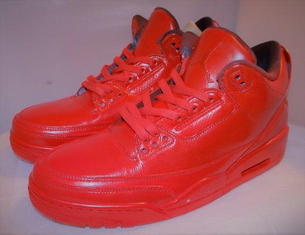 New Custom Air Jordan 3 Size 11 #3969