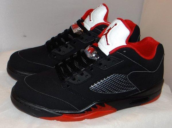 New Air Jordan 5 Low Alternate Size 11.5 #3972