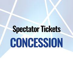 Spectator Ticket (Concession) - 2018 Veteran European Judo Championships