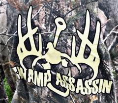 New Realtree Edition Swamp Assassin Logo Longsleeve
