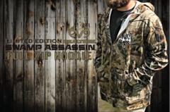 New Realtree Swamp Assassin Lightweight Hoodie