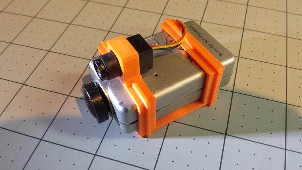 Double cam mount for Anything FPV ...