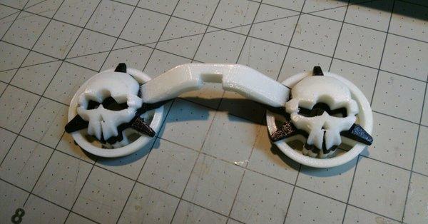 FrSky Taranis RotorRiot Gimbal Protector