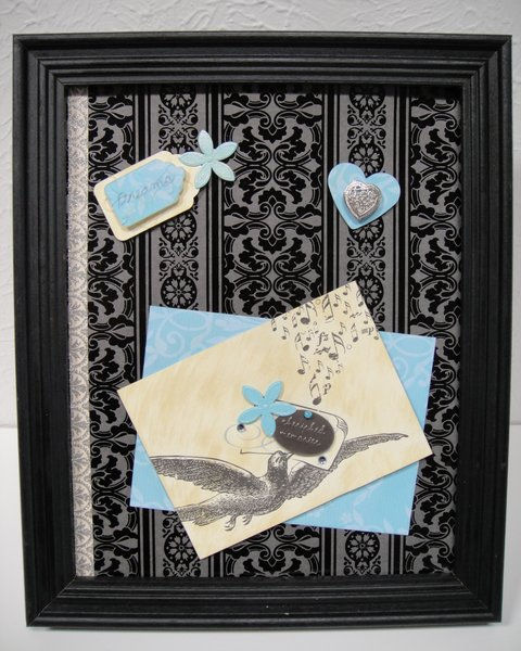 Dreams & Cherished Memories - Message In a Frame - One Of A Kind ...