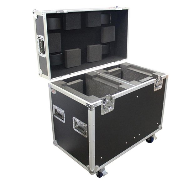 Dual Road Case for Elation Platinum Beam 5R