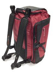DB1-18 Duffel Bag, Red/Black