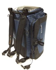DB1-18 Duffel Bag, Blue/black