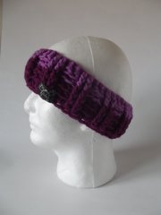 Headband - Orchid and Fuchsia