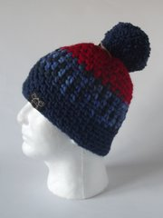 Toque - Red, Blue mix and Navy