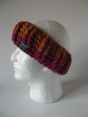 Headband - Saffron and Pink
