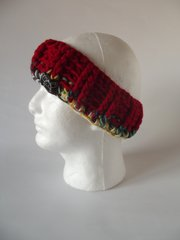 Headband - Red and Mixed