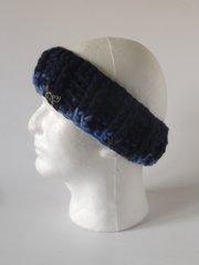 Headband - Navy and Blue mix