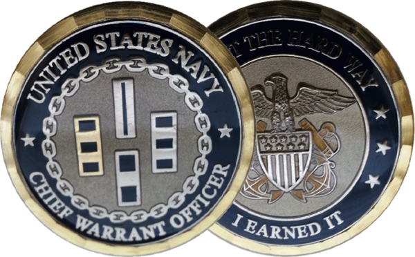 Chief Warrant Officer Coin Hudson Enterprises