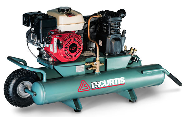Fs Curtis Cts 5 5 Hp Honda Powered Portable Compressor